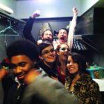 01.09.13 - Backstage with Celebrities. Co-Starring Brice Ervin, Liz Hansen, Neill McLaughlin, Bailey Martinet and Jackie Kersten